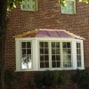 Custom Ciopper Bay Window